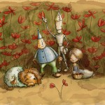 Poppies (Wizard of Oz)