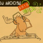 Website Illustration - DJ Moose